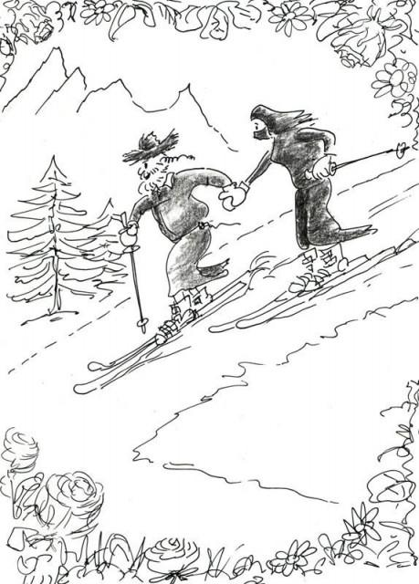 ווינטרזאובר - קסם החורף