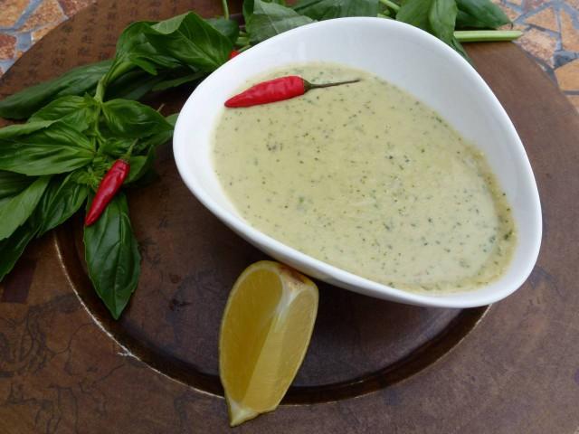 מרק קשיו תאילנדי